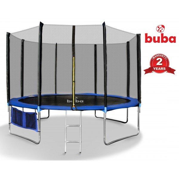 Детски батут 12FT (366 см) с мрежа и стълба